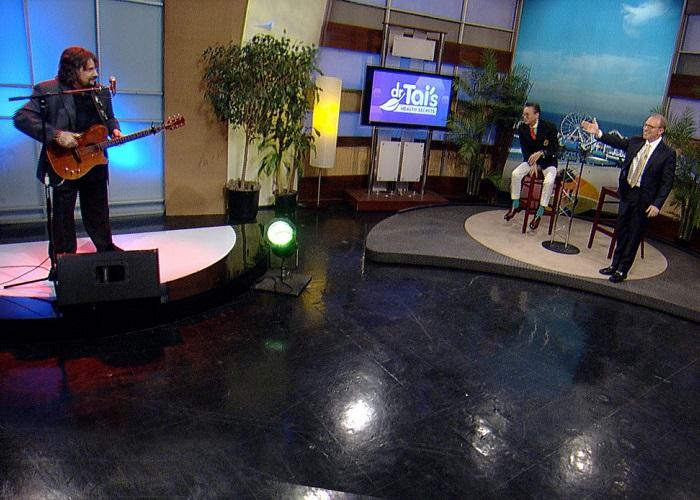 Talk Show DrTai Musician